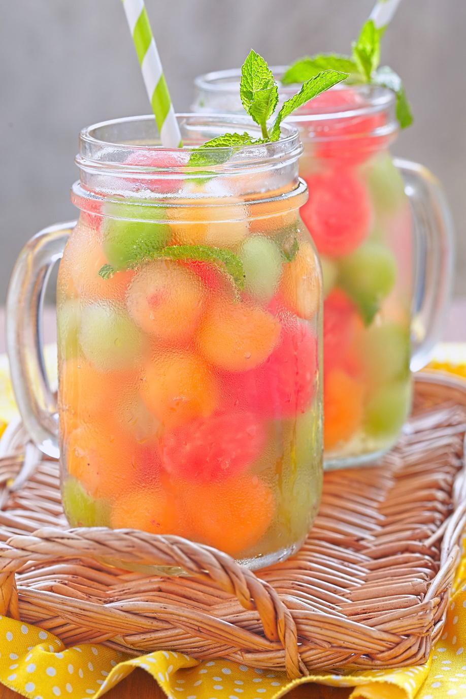 Acqua aromatizzata, Ricette estive, Cocktail, Estate, Ricette
