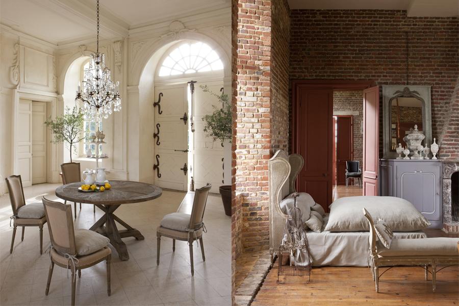 Arredamento bistrot francese ispirazione design casa for Esterno in stile country francese
