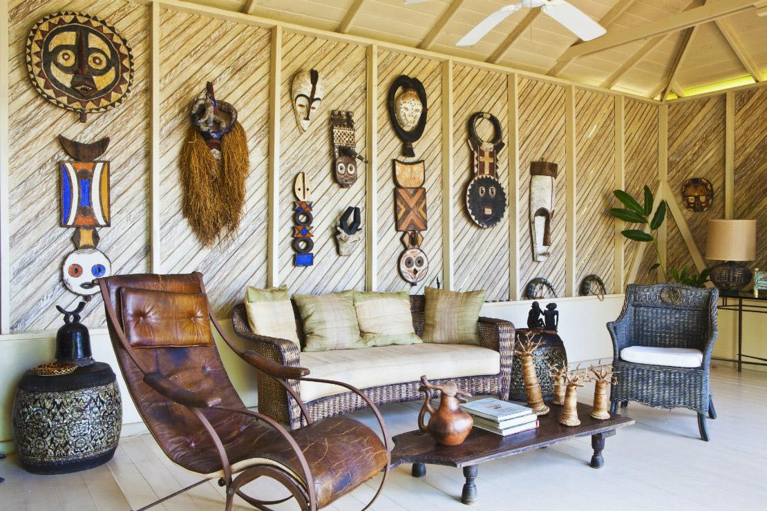 Safari, Casa, Decorazioni, Stile, Stile Safari