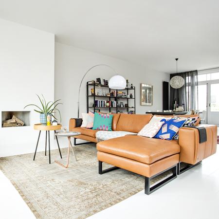 Vivere ad Amsterdam - Una casa scandi