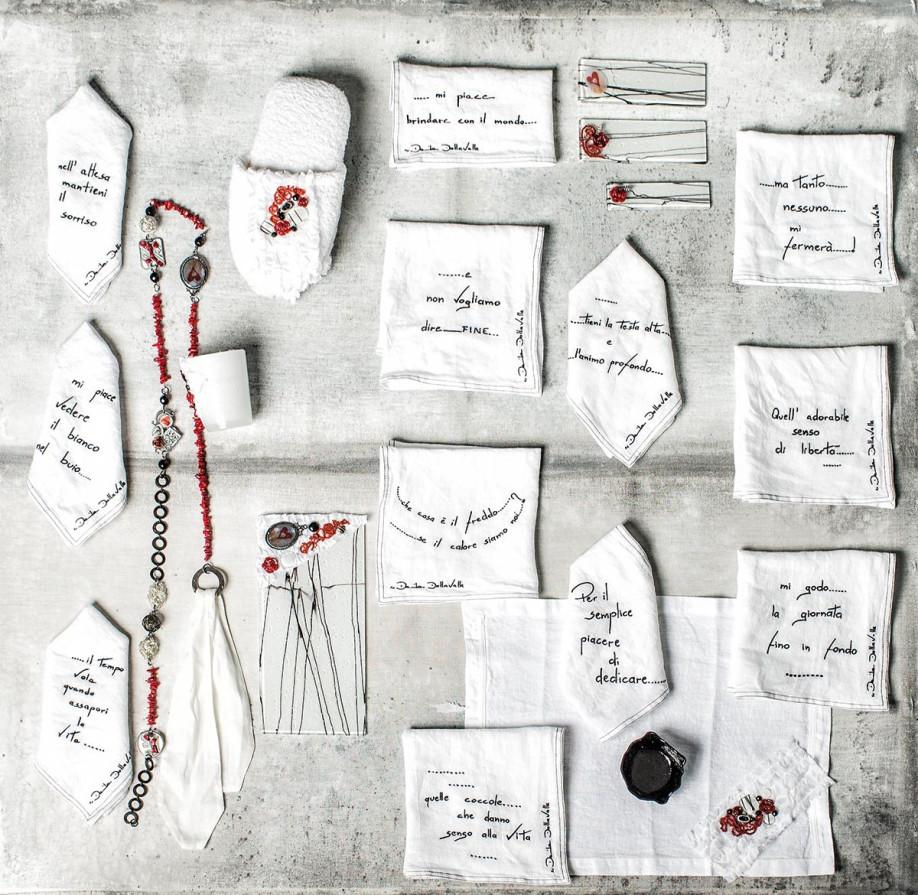 Daniela-dallavalle, Arte-pura, Tessile, Arredamento, Colori, Vintage