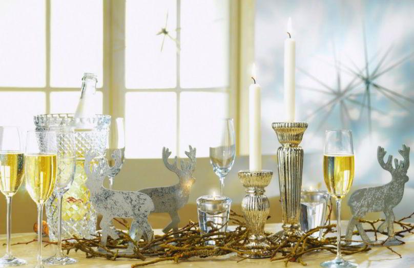 Decorazioni natalizie - Il trend minerali