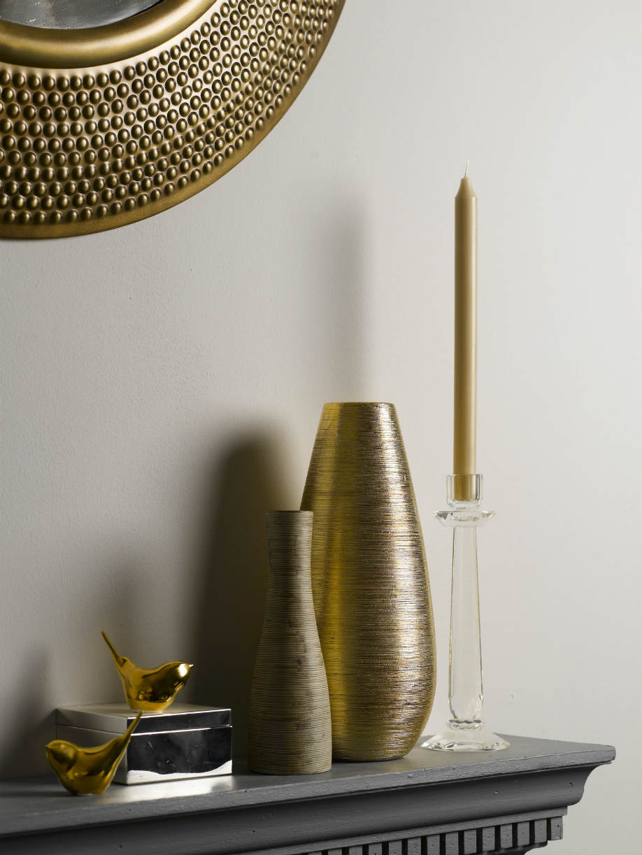 Arredare-con-l-oro, Arredamento, Chic, Colori, Fashion, Glamour, Parigi, Trend, Oro