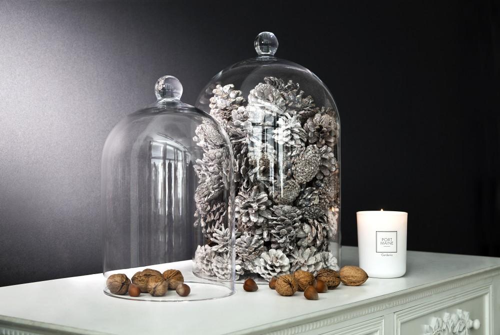3 idee per decorare le campane di vetro