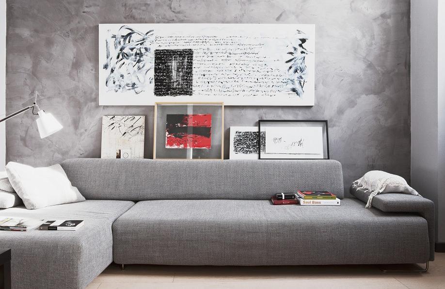 Colori muri soggiorno idee per il design della casa for Pareti colori moderni