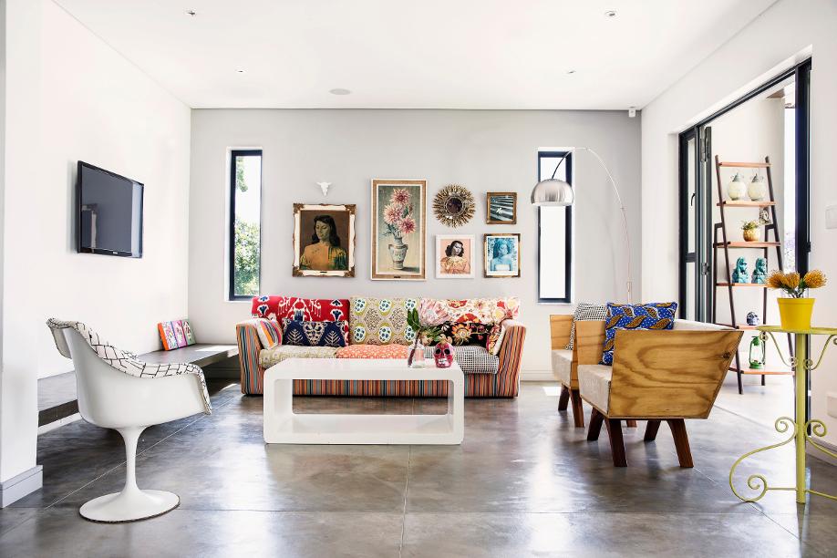 Arredare con i quadri regole e consigli westwing magazine - Quadri per arredare casa ...