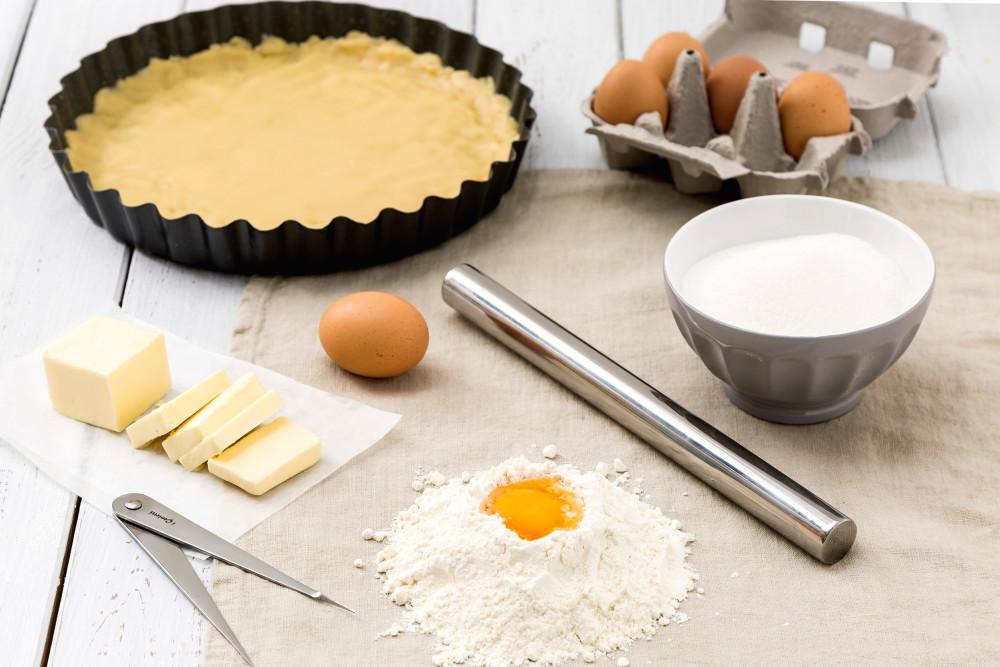 Ricette-natalizie, Ricette, Dalani, Dolci, Idee, Mise-en-place, Crosta-alle-pere, Lasagne-al-salmone-affuminato, Ingredienti