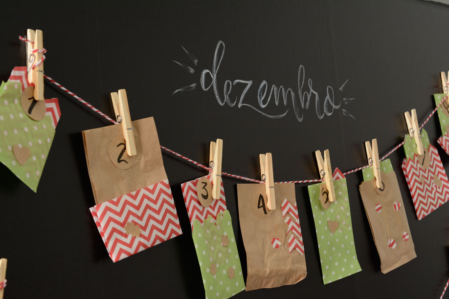 calendario avvento fai da te idee : Calendario dellAvvento Fai da Te Decorazioni e Idee per Natale Dalani ...