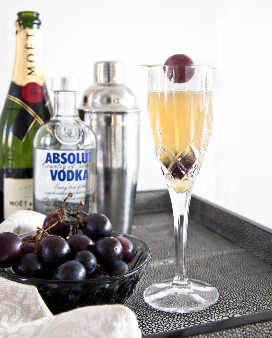 Conosciuto 3 champagne cocktail per le feste | DALANI MAGAZINE AQ11