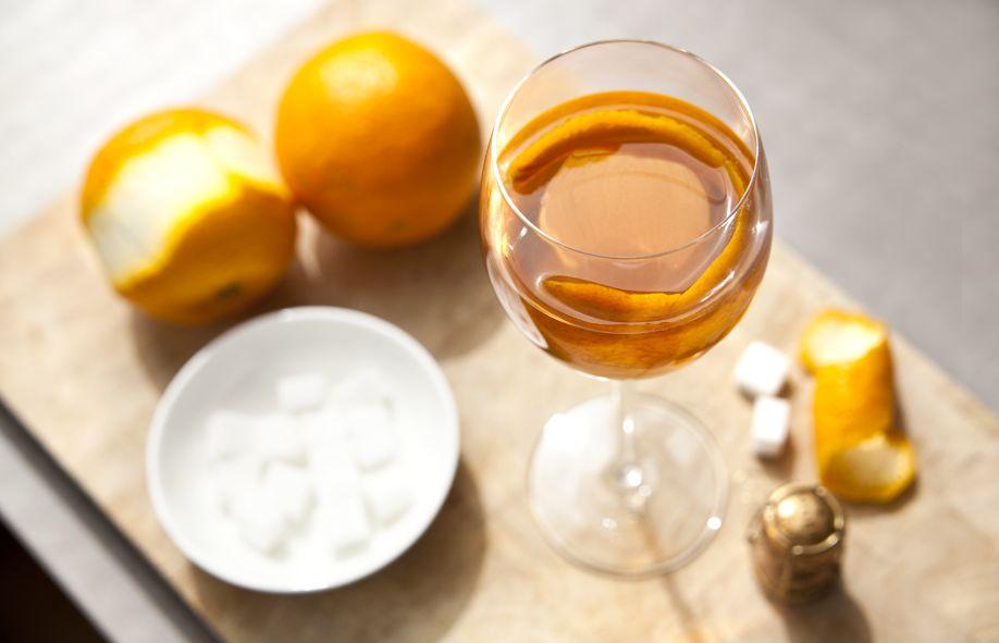 Conosciuto 3 champagne cocktail per le feste | DALANI MAGAZINE WG39