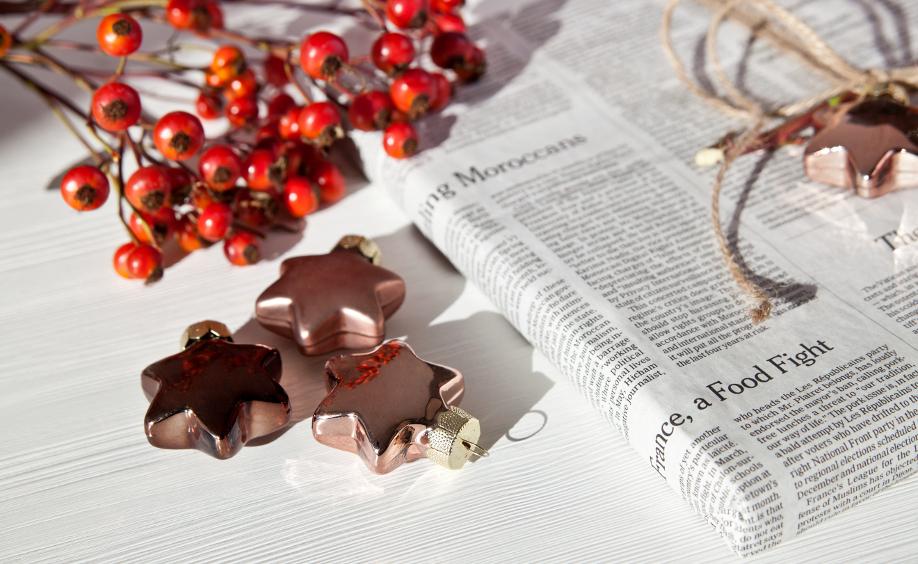 Impacchettare-i-regali, Regali, Natale, Decorazioni, Fai-da-te, Idee-creative