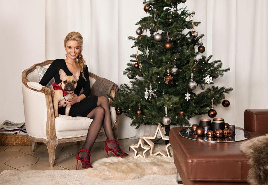 Delia-Fischer, Casa, Natale, Decorazioni, Dalani