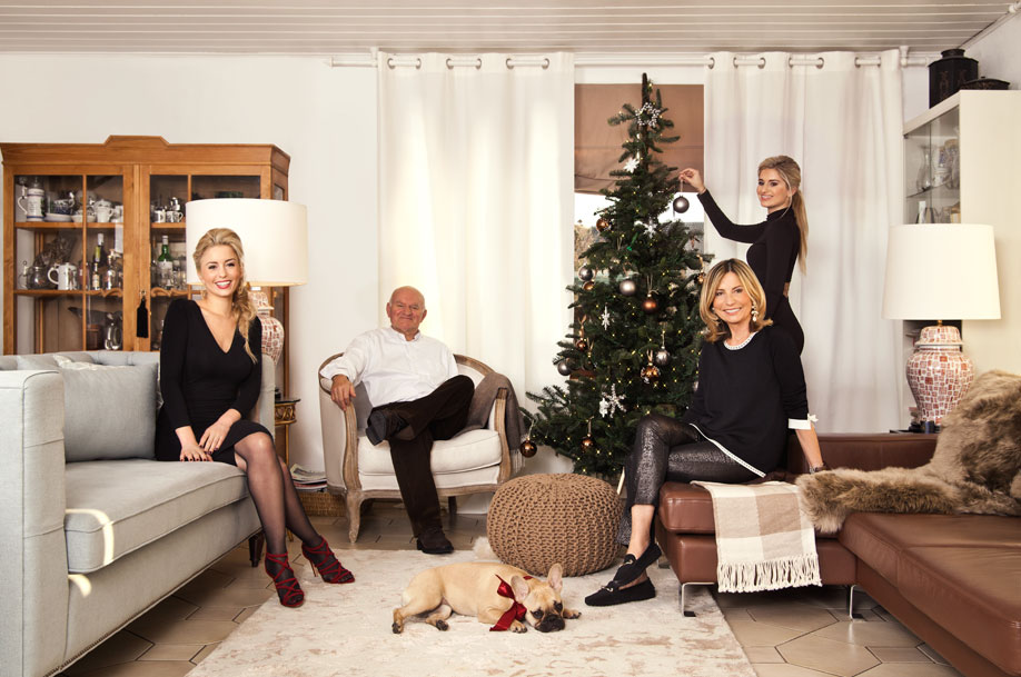 natale con delia fischer e famiglia westwing magazine. Black Bedroom Furniture Sets. Home Design Ideas