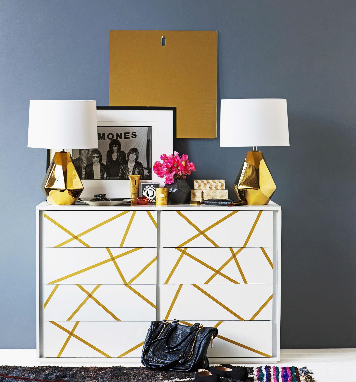 Arredare con l 39 oro arredamento chic westwing magazine for Arredamento casa dalani