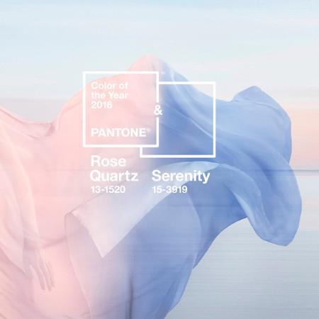 I colori dell'anno - Rosa quarzo e Serenity