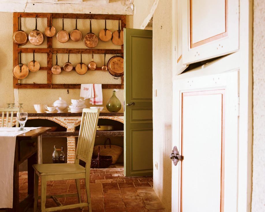Una cucina in stile toscano idee colori dalani magazine for Piani di casa in stile toscano
