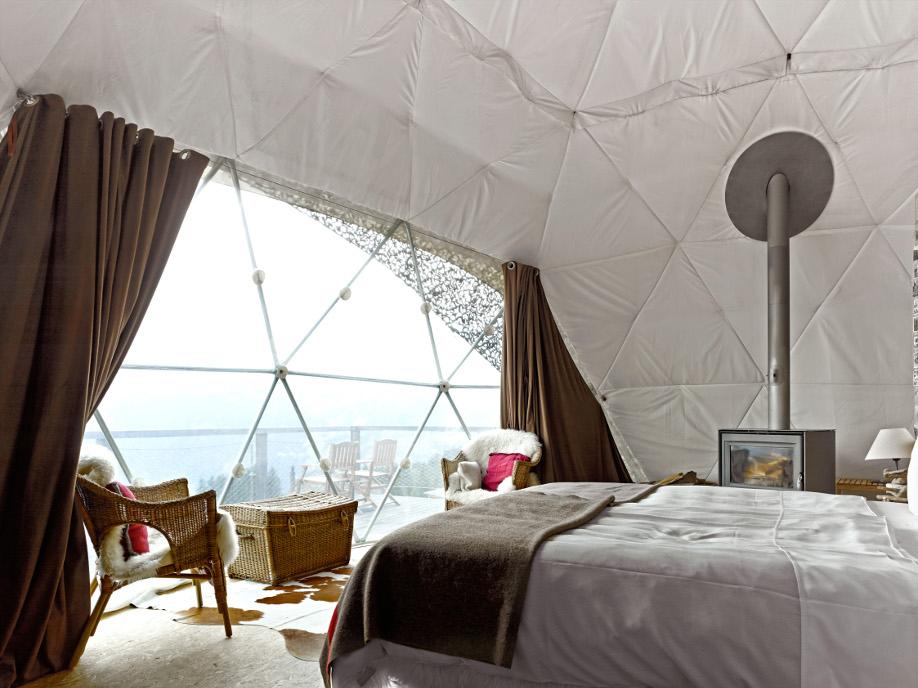 Hotel-whitepod, Hotel-sulle-Alpi, Benessere, Montagna, Relax, Stile, Weekend, Piste-da-sci, Ski-lift, Escursioni, Escursioni-in-montagna, Weekend-in-montagna, San-valentino