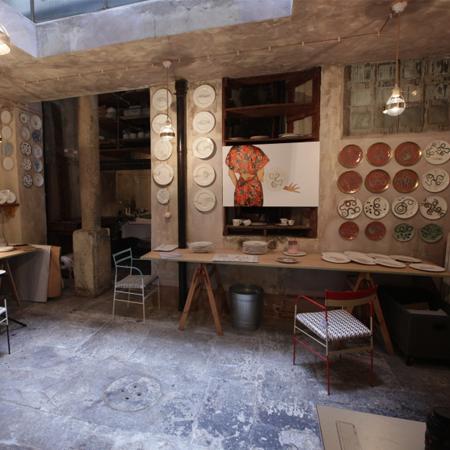 Laboratorio Paravicini Milano - Arte su ceramica