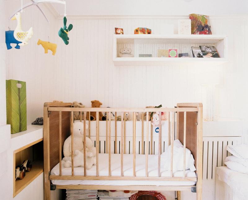 Cameretta-del-neonato, Arredamento, Colori, Consigli, Decorazioni, Progetto, Culla, Lettino-bambini, Neonato