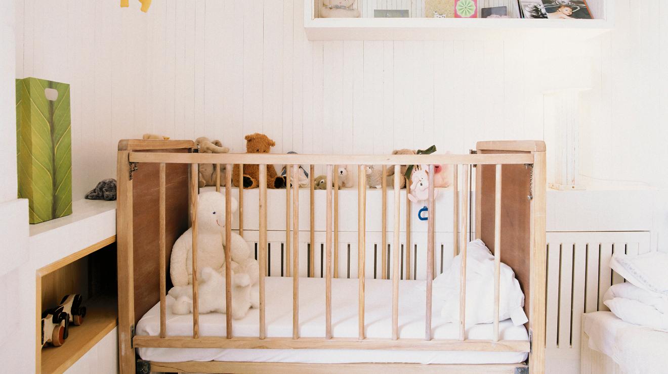 Arredare la cameretta del neonato westwing magazine - Decorare la cameretta del neonato ...