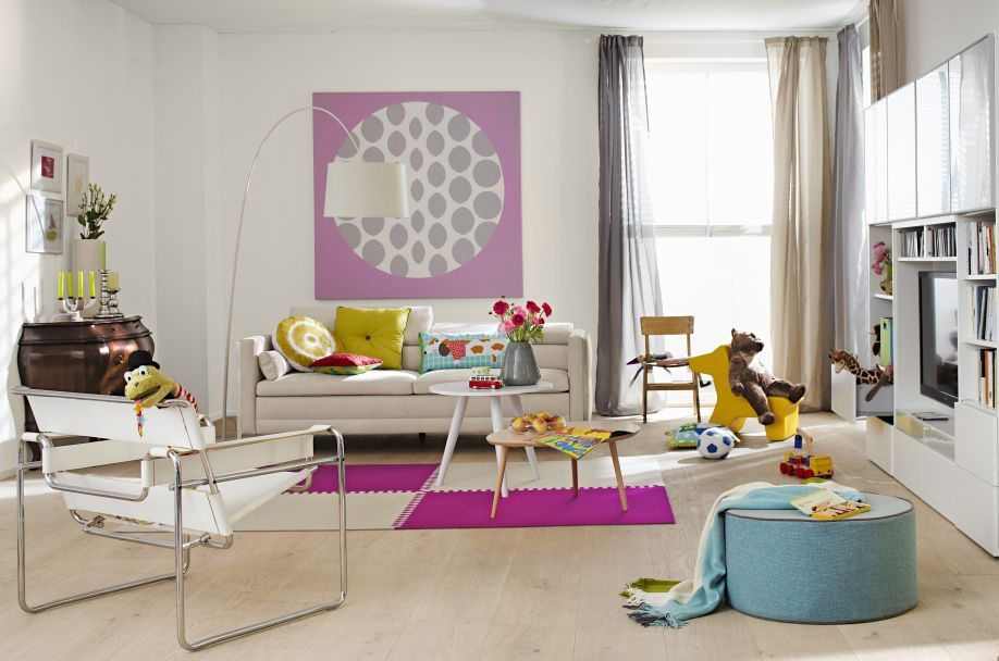 Casa-a-prova-di-bambino, Casa, Arredamento, Colori, Consigli, Idee, Camerette