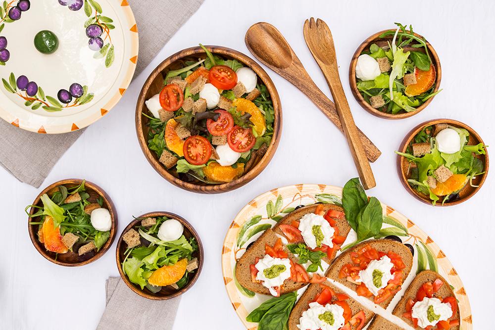 Club-sandwich, Club-sandwich-vegetariano, Ricette, Laurel-evans, Cucina, Dalani, Food, Cibo