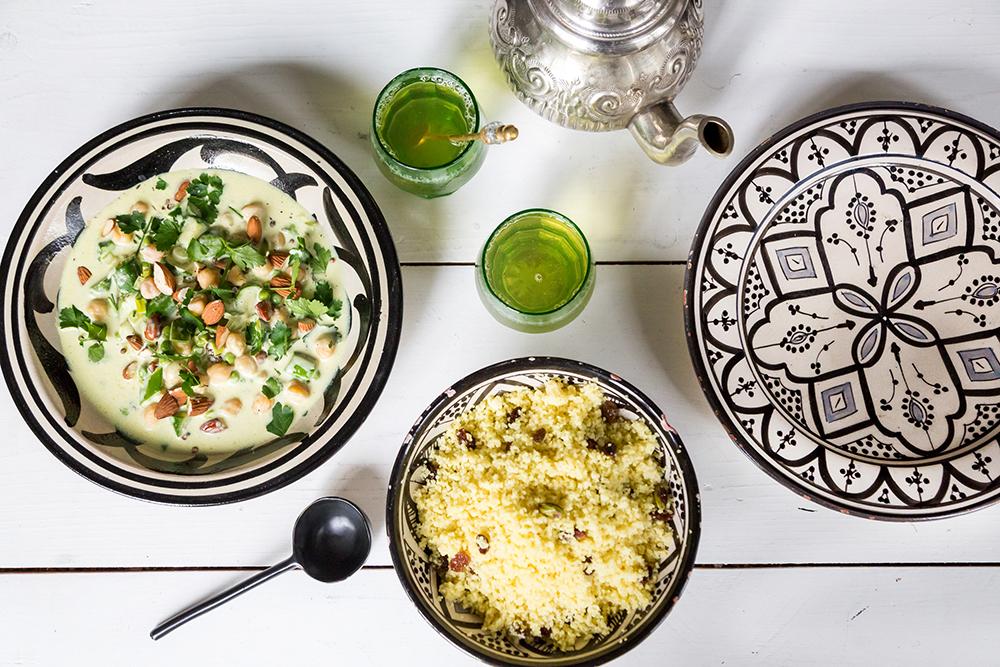 Couscous con Curry Verde Ricette | WESTWING MAGAZINE