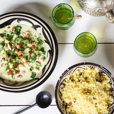 Couscous con curry verde - Ricette di Csaba dalla Zorza