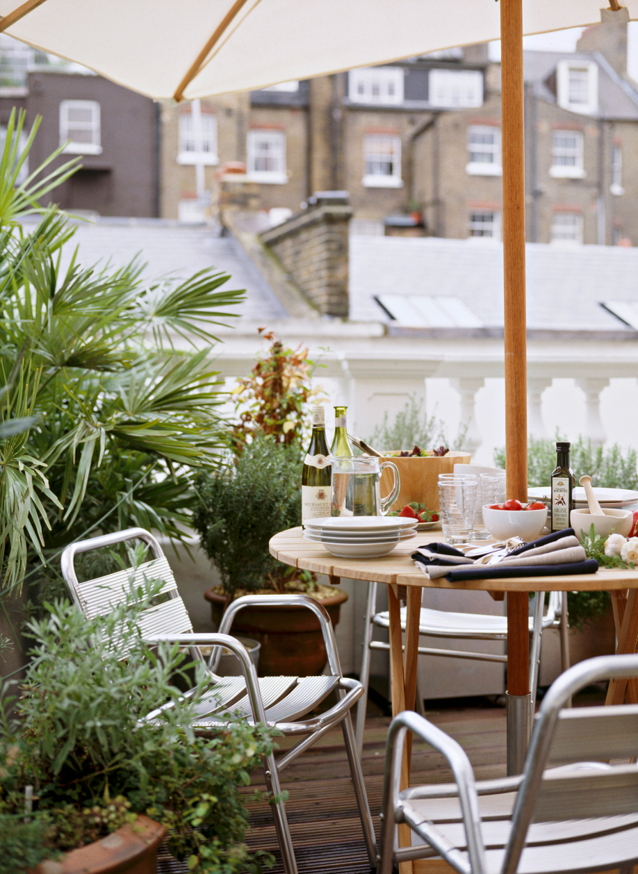 5 idee per decorare il balcone di casa westwing magazine - Decorare il terrazzo ...