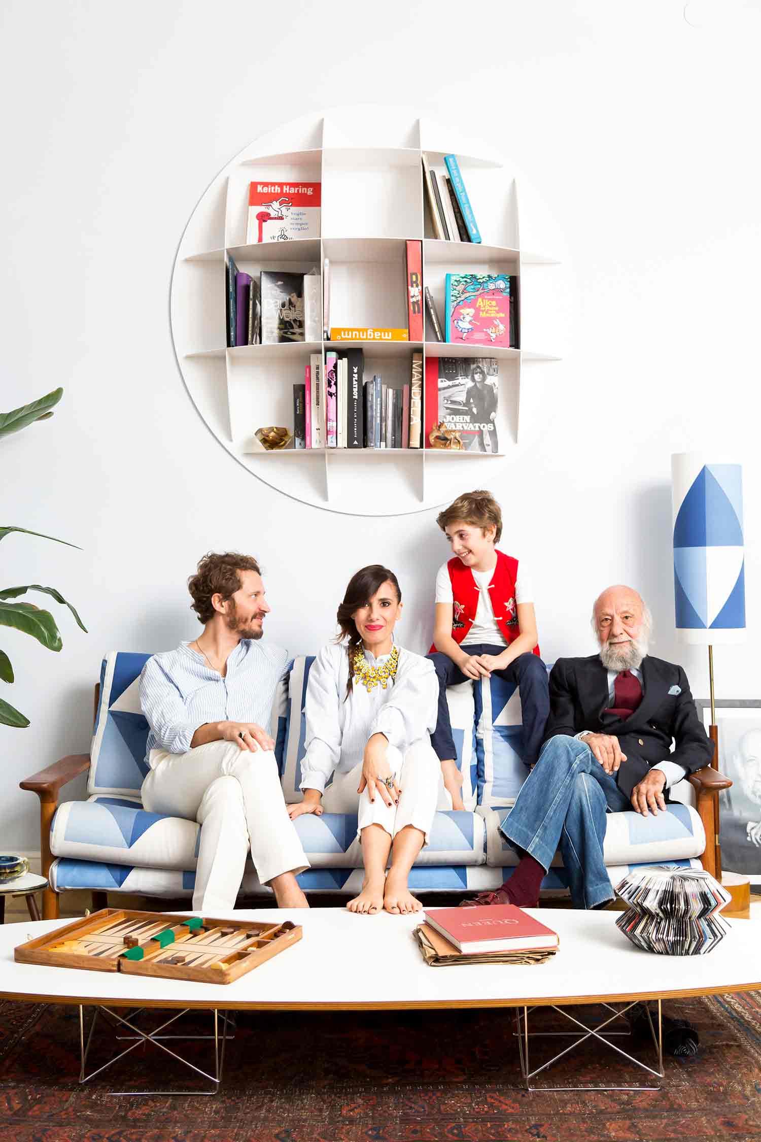 Paola Maugeri, Casa, Tv, Stile, Eclettico