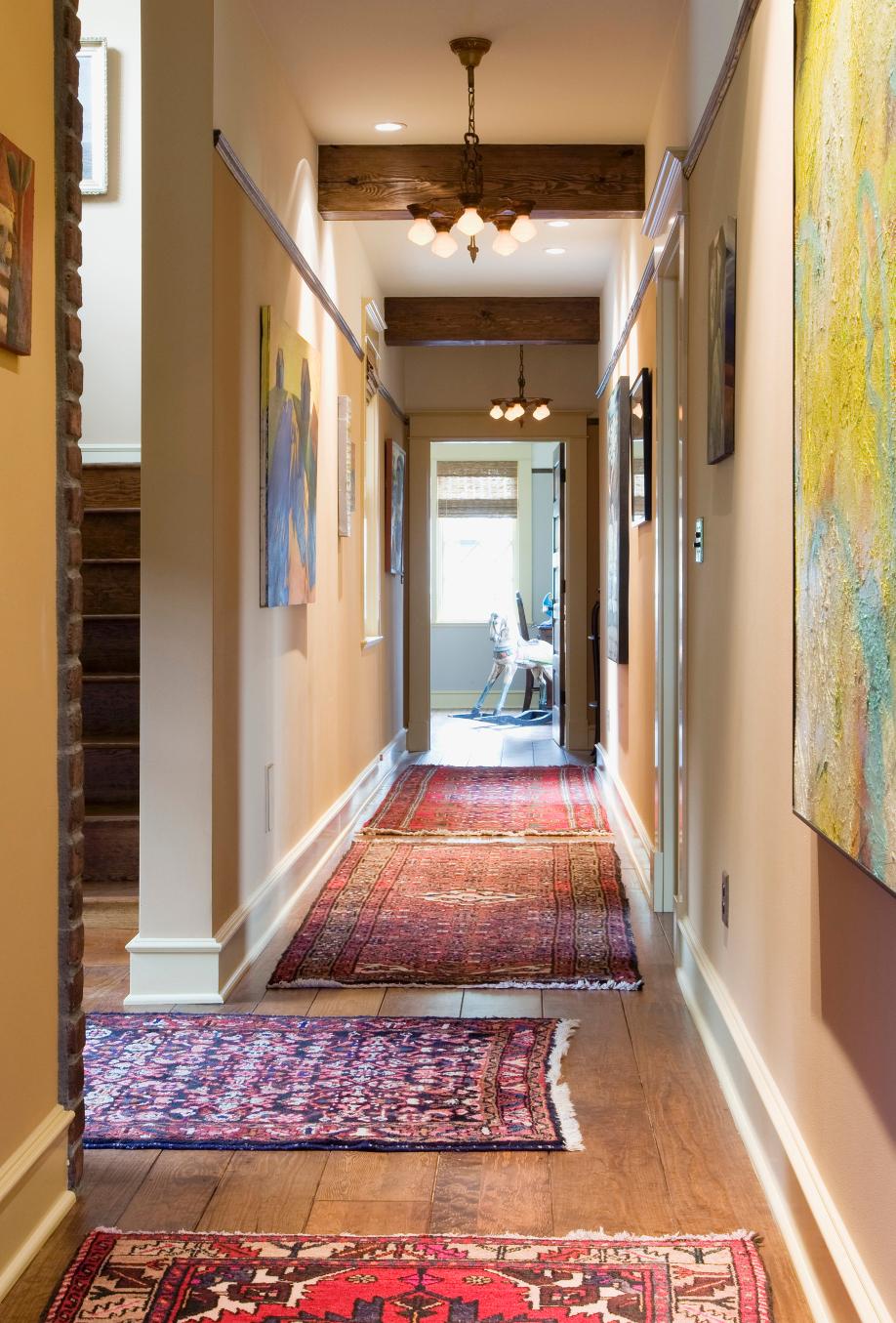 7 consigli per arredare il corridoio westwing magazine - Mobili da corridoio ...