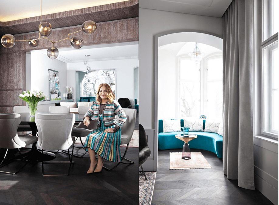 Stile-orientale, Casa-in-stile-orientale, Casa, Berlino, Colori, Oriente, Stile