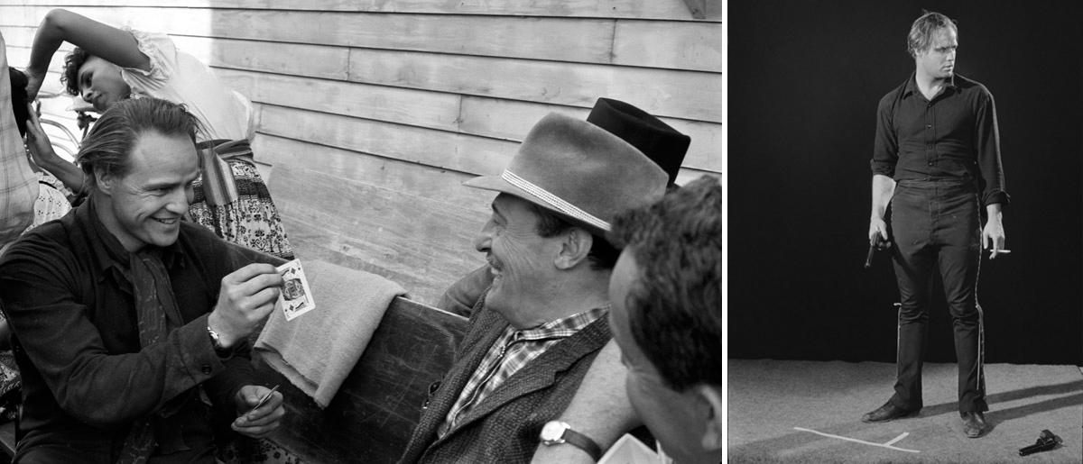 Dalani, Marlon Brando, Icona, Cinema, Stile, America, Casa, Mito