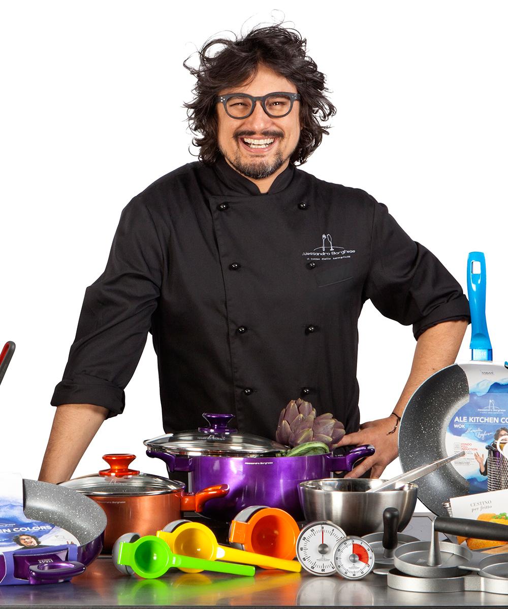 Alessandro-borghese, Kitchen-sound, Cucina, Ricette, TV, Consigli, Ispirazione