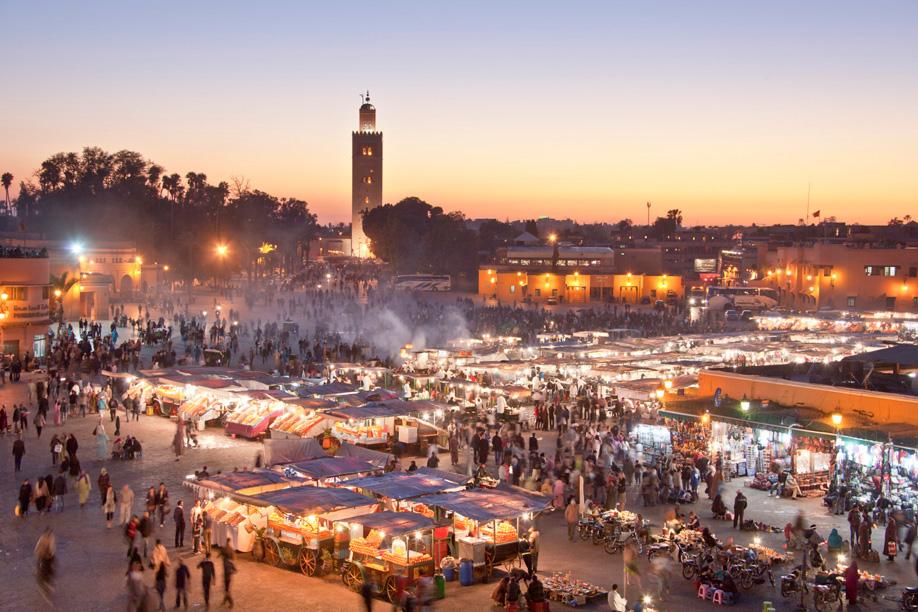 Marocco, Consigli, Stile, Viaggi