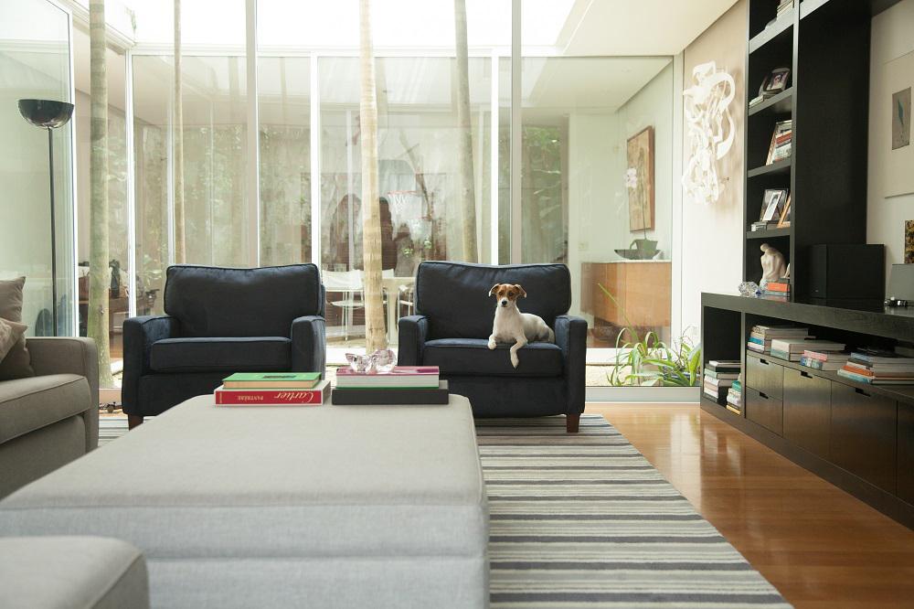 Stile classico casa in brasile westwing magazine for Casa stile classico