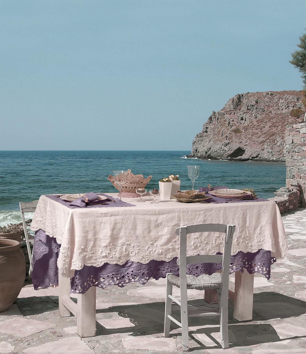 Dalani, La Fabbrica del Lino, Casa, Estate, Made in Italy, Natura, Colori, Ispirazioni