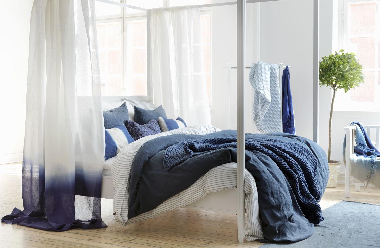 Dalani, Casa blu, Casa, Tessuti, Colori, Estate, Relax