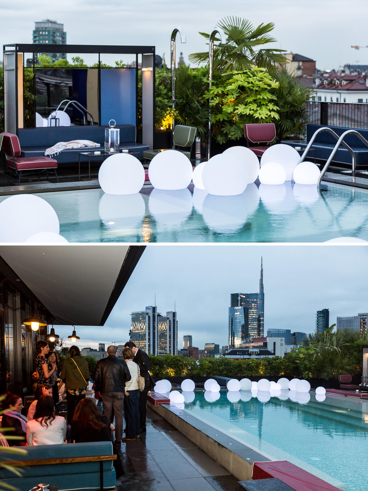 Pool party, Pool party di Dalani, Dalani, Ispirazione, Stile, Milano