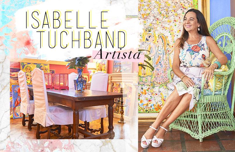 Isabelle Tuchband - La mia casa a regola d'Arte