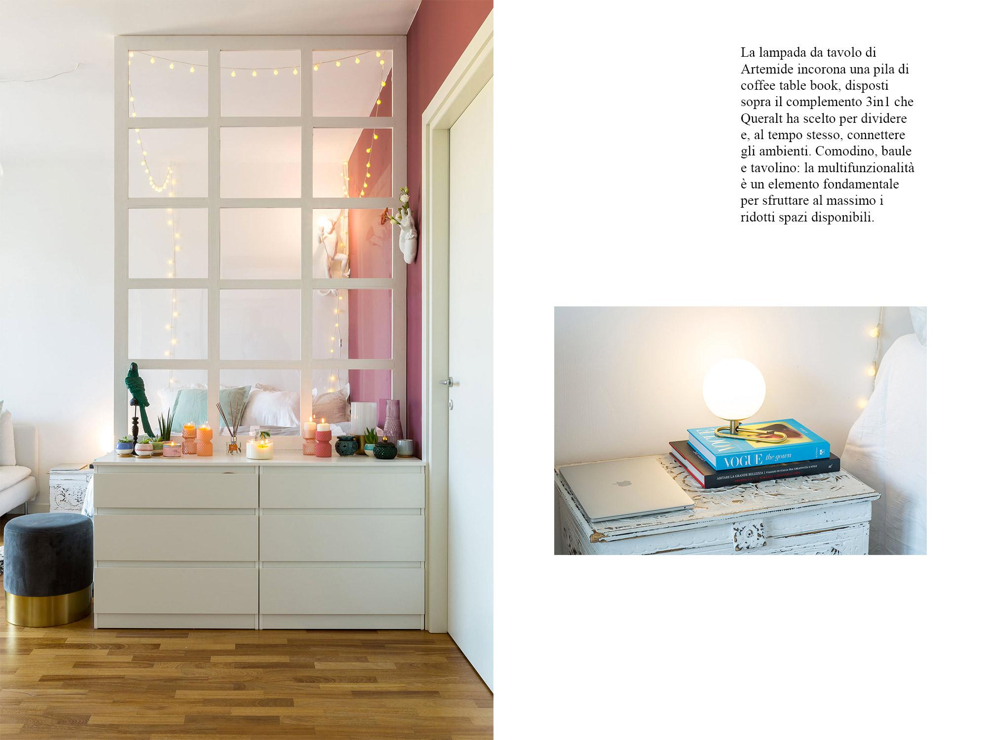 Queralt Badalamenti, Casa Piccola, Casa, Milano, Stile, Scandi, Attrice