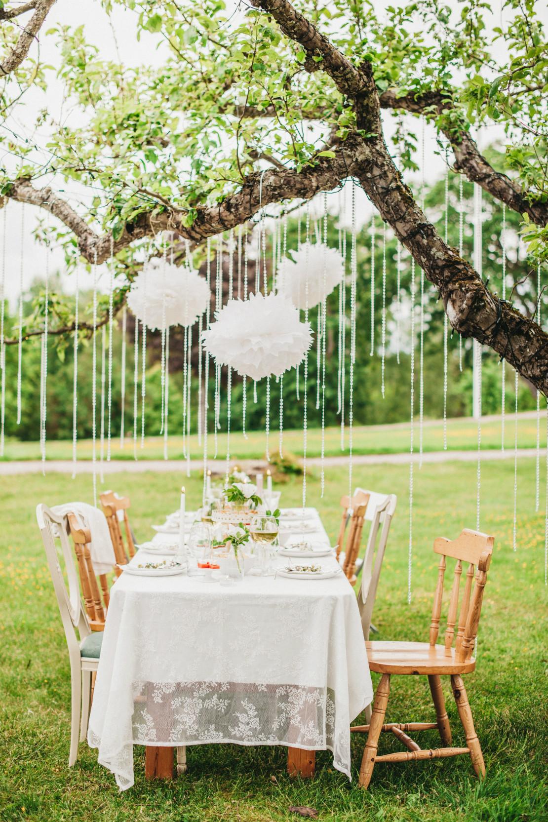 5 stili diversi per una festa in giardino westwing magazine for Allestimento giardino