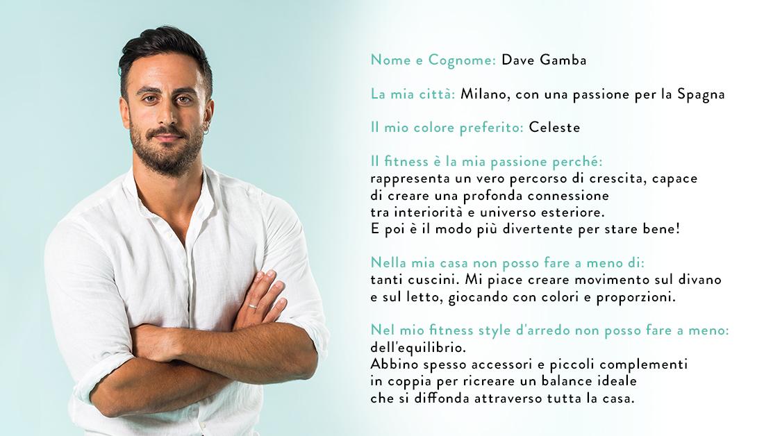 Dave Gamba, Casa, Consigli, Fai da te, Progetto, Fitness, Palestra in casa