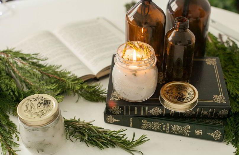 Candele Fai da Te - Idea regalo per Natale