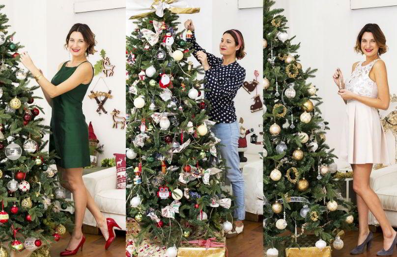 L'albero di Natale è Classico, Glam, Funny!
