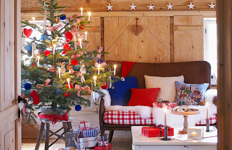Chalet in montagna - Natale ad alta quota