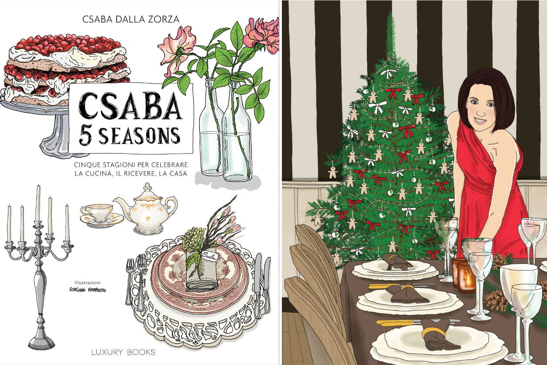 Dalani, Csaba, Idee, Natale, Ricette, Style, Casa, Living