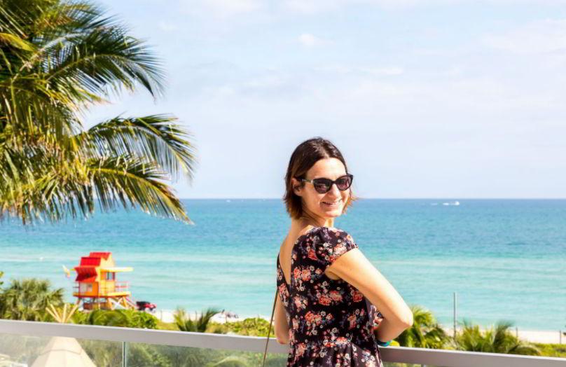 Un viaggio chiamato Design - Un Hotel a Miami