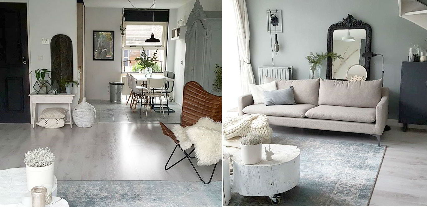 Dalani, Stile country, Living, Inverno, Design, Casa, Idee
