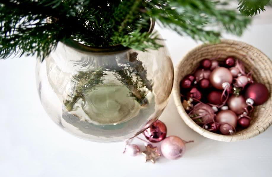 Decorazioni Fai Da Te Per Albero Di Natale : Alberi di natale alternativi casa piccola westwing magazine